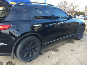 2004 Infiniti FX 35 SUV, Crossover -READ DETAILS BEFORE REPLYING