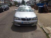 BMW 116i 2006 1-lady owner tax/mot clean car drive away bargain px swap