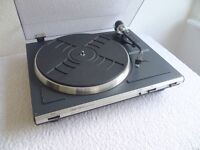 Garrard GT250P Turntable, Carbon Headshell Shure mm cartridge and stylus