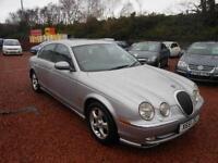 2000 X JAGUAR S-TYPE 3.0 SE V6 4D AUTO 240 BHP