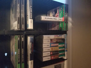 3ds and games