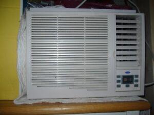 climatiseur portatif Carrier 10,000 BTU pour fenetre