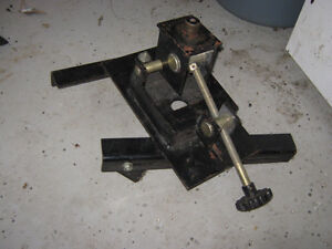 Transmission Jack Adapter