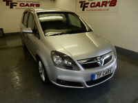 Vauxhall/Opel Zafira 1.9CDTi - 7 SEATS! - FINANCE FROM ONLY £22 PER WEEK!