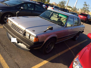 1983 Toyota Cressida Sedan w/ 2JZGTE Twin Turbo (4 DOOR SUPRA)