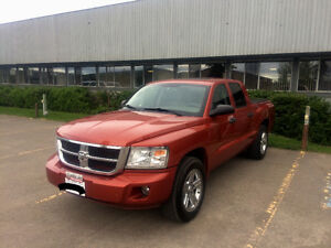 2008 Dodge Dakota 4.7 V8 Crew Cab SLT 4x4
