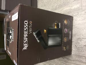 Machine Nespresso vertuo