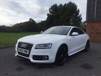 Audi A5 2.0 TDI S-Line Quattro special addition MUST SEE