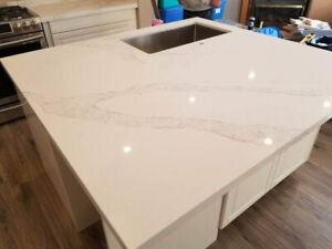 Granite & Quartz Countertops +Free Estimation Jenny 416-666-9866