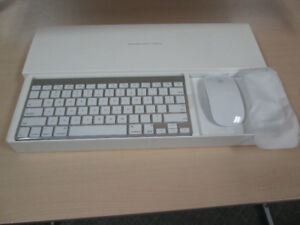BRAND NEW APPLE WIRELESS MAGIC KEYBOARD AND MOUSE