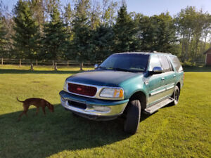 ***REDUCED*** - HUNTER SPECIAL -- 1998 Ford Expedition XLT
