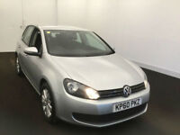 Volkswagen Golf 1.6TDI AUTO DSG Match BUY FOR £99 A MONTH FINANCE £0 DEPOSIT