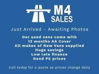 Vauxhall Vivaro 2.5 2900 CDTI LWB H/R AUTO TAIL LIFT 146PS
