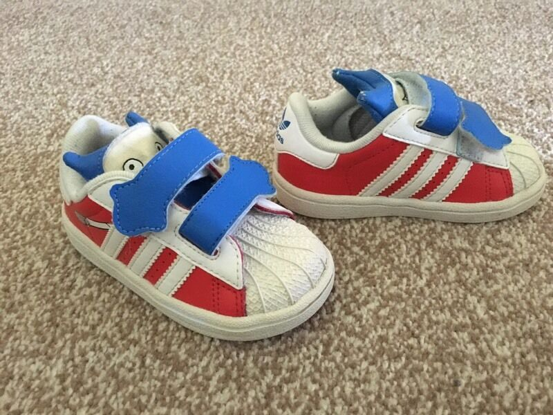 adidas shoes size 5 uk