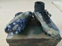 Nike football boots Magista obra SE FG camo 8.5uk