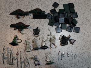 Warhammer pieces