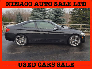 2014 BMW 4-Series 428I Xdrive Coupe $35.999 + GST