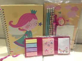 Brand new fairy stationary set girls gift/toy perfect stocking filler