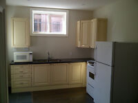 Beautiful 2 bedroom basement apartment (Avenue Rd./Lawrence Ave)