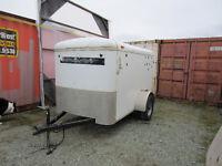 Enclosed single axle Utility Trailer $1900