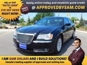 $225 every two weeks taxes included OAC - BUYS THIS CHRYSLER 300