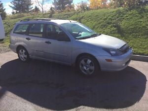 Ford focus 2003 ZTW