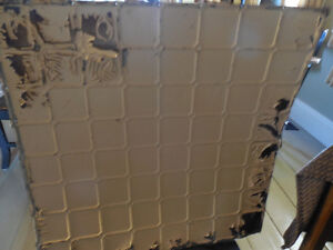 Antique Tin Ceiling