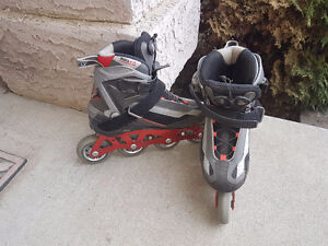 Fire Fly Max Fit Roller Blades