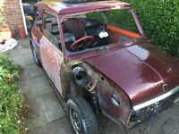 1989 Classic Mini Thirty Project