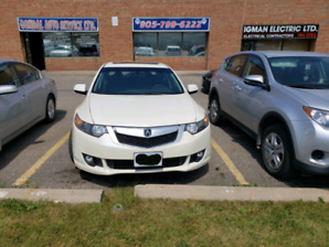 Acura Tsx like new perfect condition