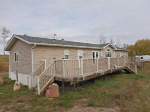 2008 Modular Home-Keephills, AB-Unreserved Auction