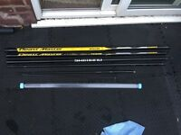Immaculate Shimano Beastmaster Margin 850B Pole 8.5m Fishing Pole With Top Kit