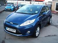 2010 Ford Fiesta 1.4TDCi Zetec 5d **49k / £20 Tax**