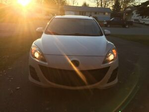 2010 Mazda3 GT - with 2 sets of rims/tires