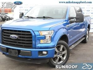 2016 Ford F-150   Nav, Sunroof, Heated Seats