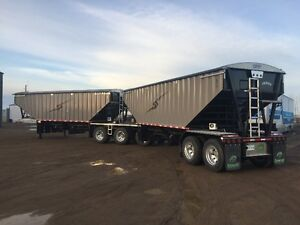 2017 EMERALD SUPER B GRAIN TRAILER