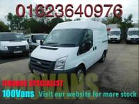 FORD TRANSIT 2.2TDCi DURATORQ 85PS T280 M/ROOF SWB AIR CON PARK SENSORS RACKING