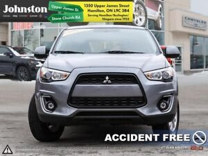 2015 Mitsubishi RVR ES  5 spd manual - Heated Seats-Low Mileage