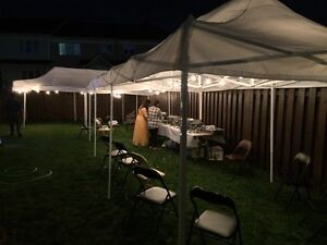Tent - Canopy - For Rent - White - Wedding - Party - Receptions Gatineau Ottawa / Gatineau Area image 3