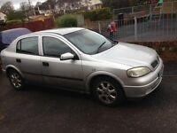 2002 Vauxhall Astra 1.7 DTI no mot spares or repairs