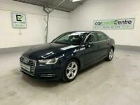 *buy today from £64 per week* BLUE AUDI A4 2.0TDI ULTRA SPORT 4D 148 BHP DIESEL