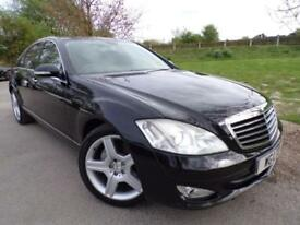 2009 Mercedes Benz S Class S320L CDi 4dr Auto 19in AMG Alloys! Seat Memory! ...