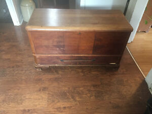 Beautiful Antique Cedar Chest