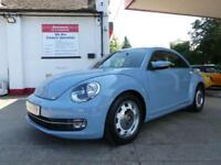 2016 VOLKSWAGEN BEETLE DESIGN TDI BLUEMOTION TECHNOLOGY HATCHBACK DIESEL