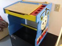 Thomas The Tank Engine Toddler Activity Desk and Chair