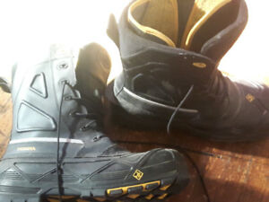 Size 13 terra winter work boots great deal!!!!