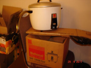 large electric rice cooker