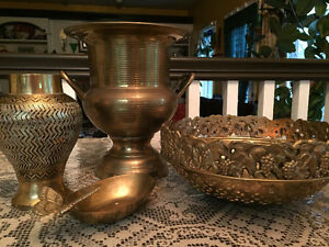 BEAUTIFUL BRASS COLLECTION