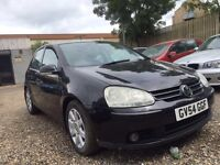 Volkswagen Golf gt like Audi A3 Vauxhall Astra, Ford Focus