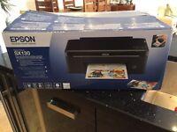 Epsom ax 130 coloured printer,copier+scanner